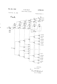 Patent us2768335 relay binary counter patents drawing connection of relay use of relay