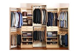 Reach in closet organizers do it yourself Drawers Reach In Closet Organizers Do It Yourself Custom Closet Organizer Tailored Living Reach In Closet Organizers The Spruce Reach In Closet Organizers Do It Yourself Custom Closet Organizer