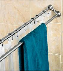 Shower Rods Shower rod Towels and Bar
