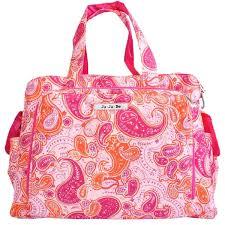 Paisley Bag Designer Ju Ju Be Be Prepared In Perfect Paisley Bags Cute Diaper