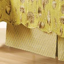Buy Quilted Bed Skirts King from Bed Bath & Beyond & Calypso Shells King Bed Skirt Adamdwight.com
