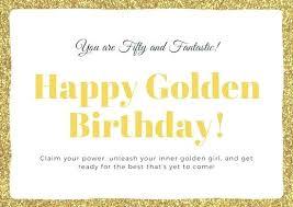 50th birthday invitation templates free happy 50th birthday template