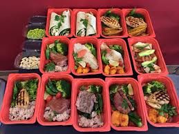 take control of your health with a gym junkie café meal prep plan