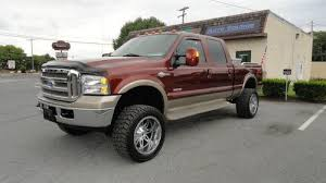Purchase used 2005 Ford F-250 Super Duty Lariat King Ranch Crew Cab ...