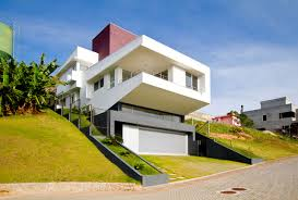 Brazilian Houses Contemporary Dlw House In Florianopolis Brazil