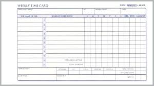Printable Weekly Time Cards Time Cards Template Free Bi Weekly Card Definition Ceramics