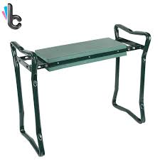 furniture outdoor furniture garden chairs garden kneeler with handles folding stainless steel garden stool with eva kneeling pad gardening gifts