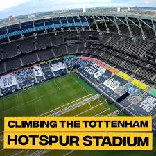 This page provides you with information about the stadium of the selected club. Joe Co Uk Walking On The Roof Of The Tottenham Hotspur Stadium Facebook