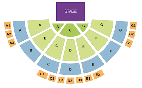 Concertgoers Guidelines Sandia Resort Casino