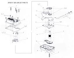 jandy jva series automatic valve parts discount parts jandy jva replacement kits 2444 2440 style