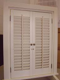 louvered interior shutters simple plantation display