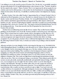 short essay on teachers day in english short paragraph on teachers day important