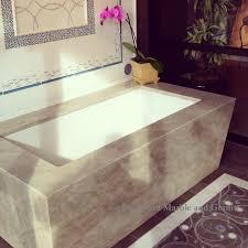 Madre Perla Quartzite freestanding bathtub in madre perla quartzite slab european 3276 by uwakikaiketsu.us