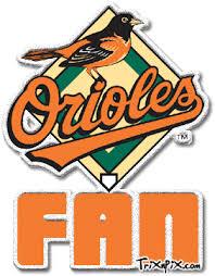Baltimore Orioles | **MLB Team Logo glitter gifs** | Pinterest ...