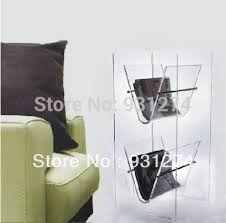 Wholesale Magazine Holders Buy lucite magazine rack and get free shipping on AliExpress 81