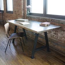 rustic modern office. Simple Rectangular Rustic Office Desk With Wooden Chair Modern B