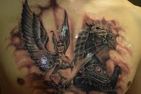 ренессансстудия художественной татуировки тату валькирия