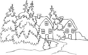 Small Picture 0 Winter Coloring Page Tiny Coloring Page