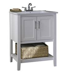 bathroom cabinets with sinks. Enjoy All The Space That Your Bathroom Offers While Increasing Storage With This Legion Furniture 24\u201d Single Sink Vanity. Cabinets Sinks A
