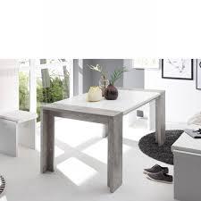 Esstisch Beton Optik Weiß 180 260x90 Cm