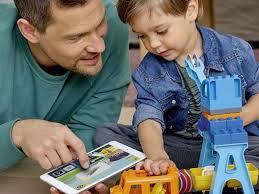 Приложение <b>LEGO</b>® <b>DUPLO</b>® <b>Train для</b> подключения к поезду ...