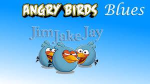 Angry Birds Blues Wallpaper by Misu681 on DeviantArt