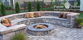 Small Picture Retaining Walls Paver Ideas for your Backyard