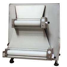 commercial countertop pizza dough sheeter machine