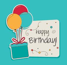 Birthday Cards Templates Cartoon Style Happy Birthday Greeting Card Template 03 Free Free