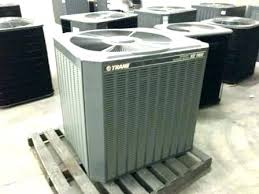 trane ac unit cost.  Unit 5 Ton Ac Unit Trane Price Heat Pump Used Condenser  3 Warehouse Split In Cost E