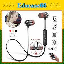 Tai nghe bluetooth sport s8 âm thanh chất lượng, nhỏ gọn – EDUCASE66 - Phụ  Kiện tai nghe
