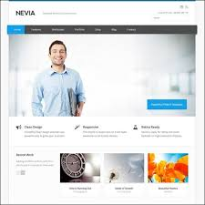 Free Website Template Fascinating 48 High Quality Business Website Templates