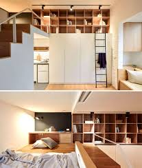 Small Studio Apartment Design