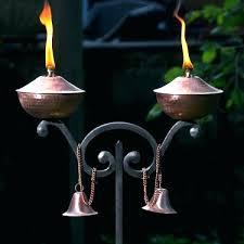 inspiring propane torches on natural gas torch lights garden tiki lovely backyard outdoor gl