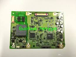 original pcb board for toshibaa 7 0 lcd dislpay lta070b511f lcd car radio circuit board repair at Car Stereo Circuit Board