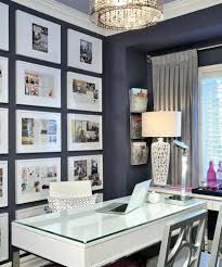 Trends In Office Design Classy A Glamorous Office Design From Our DIY Editor Home Trends Magazine