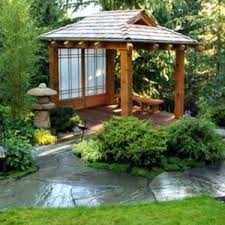 Small Picture small japanese garden pergola Google Search Fave Garden Ideas