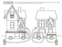 Small Picture Fire Truck Rescue Fire trucks and Worksheets