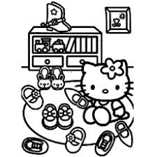 How to draw hello kitty | hello kitty easy draw tutorial. Top 75 Free Printable Hello Kitty Coloring Pages Online