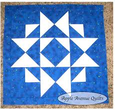 Apple Avenue Quilts: Free Block of the Month: January Blocks and ... & Free Block of the Month: January Blocks and Calendar Holder Adamdwight.com