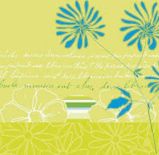 "<b>Салфетки</b> бумажные <b>Duni</b> ""<b>Lin</b>"", цвет: зеленый, 40 см"