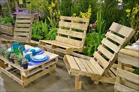Image of: outdoor-furniture-made-from-pallets-ideas