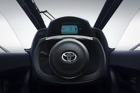 Toyota i-Road Concept is Like a Motocycle, Photos and Details