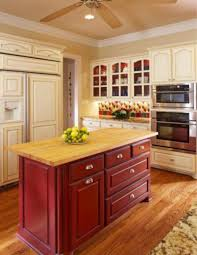 Kitchen Island Color Kitchen Islands Different Color Than Cabinets Simplifying