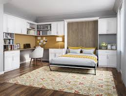 office bed. California Closets Dallas - Standard Wall Bed System Office C