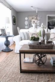 modern country living rooms. Awesome Modern Country Living Room Decor Design Ideas White Couch Black Frame Wooden Rectablengle Table Grey Wall Color Rooms I