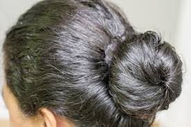 repair dry damaged hair with a natural coconut oil hair mask the hair mask