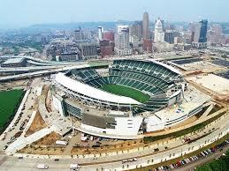 Paul Brown Stadium Home Of The Cincinnati Bengals Paul