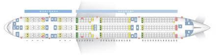 Boeing 777 300er Seating Chart Thai Airways Qatar Airways Fleet Boeing 777 300er Details And Pictures