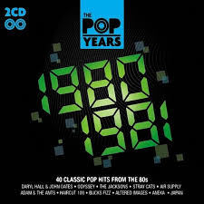 Pop Charts 1980 Ultratop Be The Pop Years 1980 1981